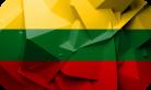 Флаг страны Литва