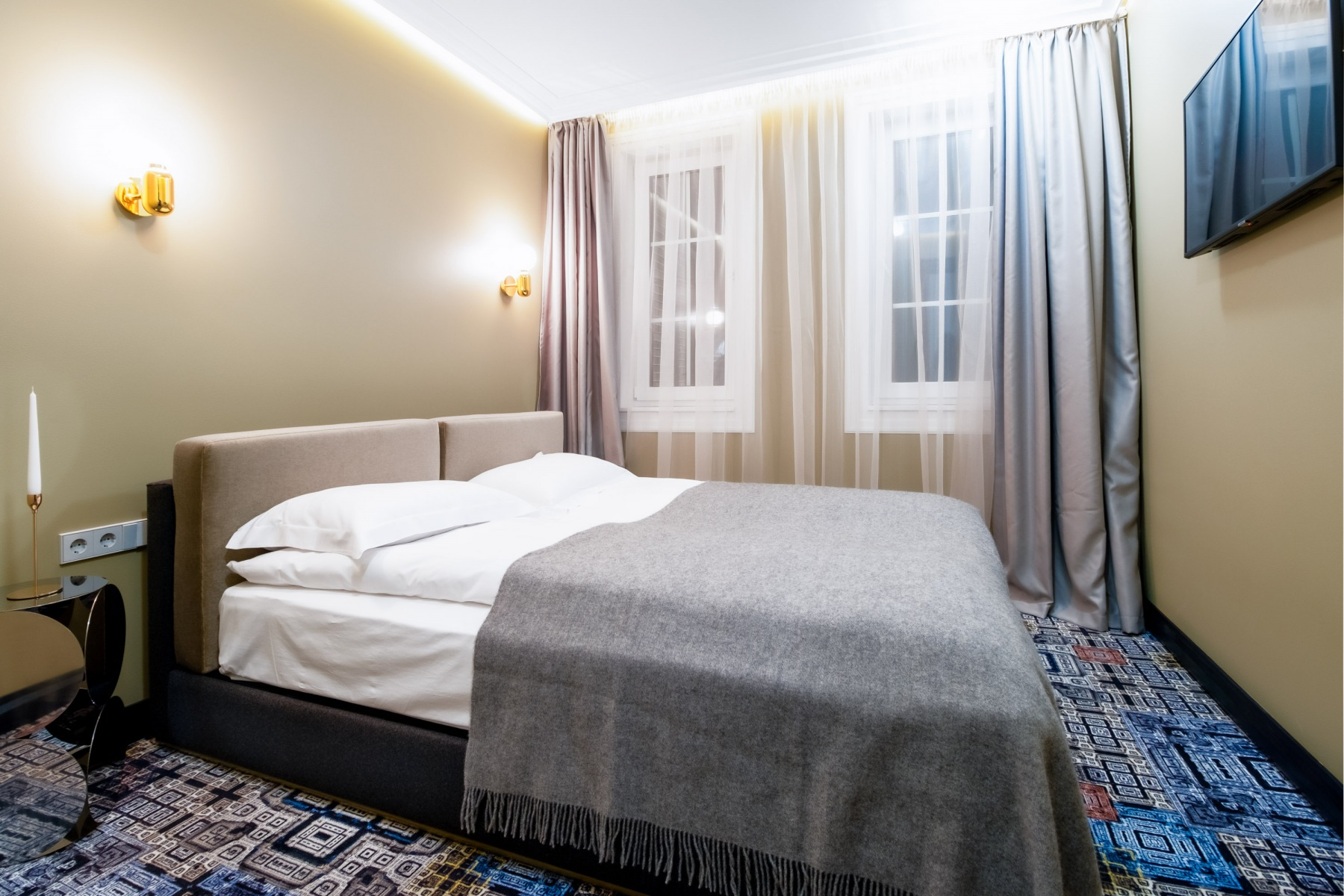 Фото отеля Amsterdam Plaza 5* № 44