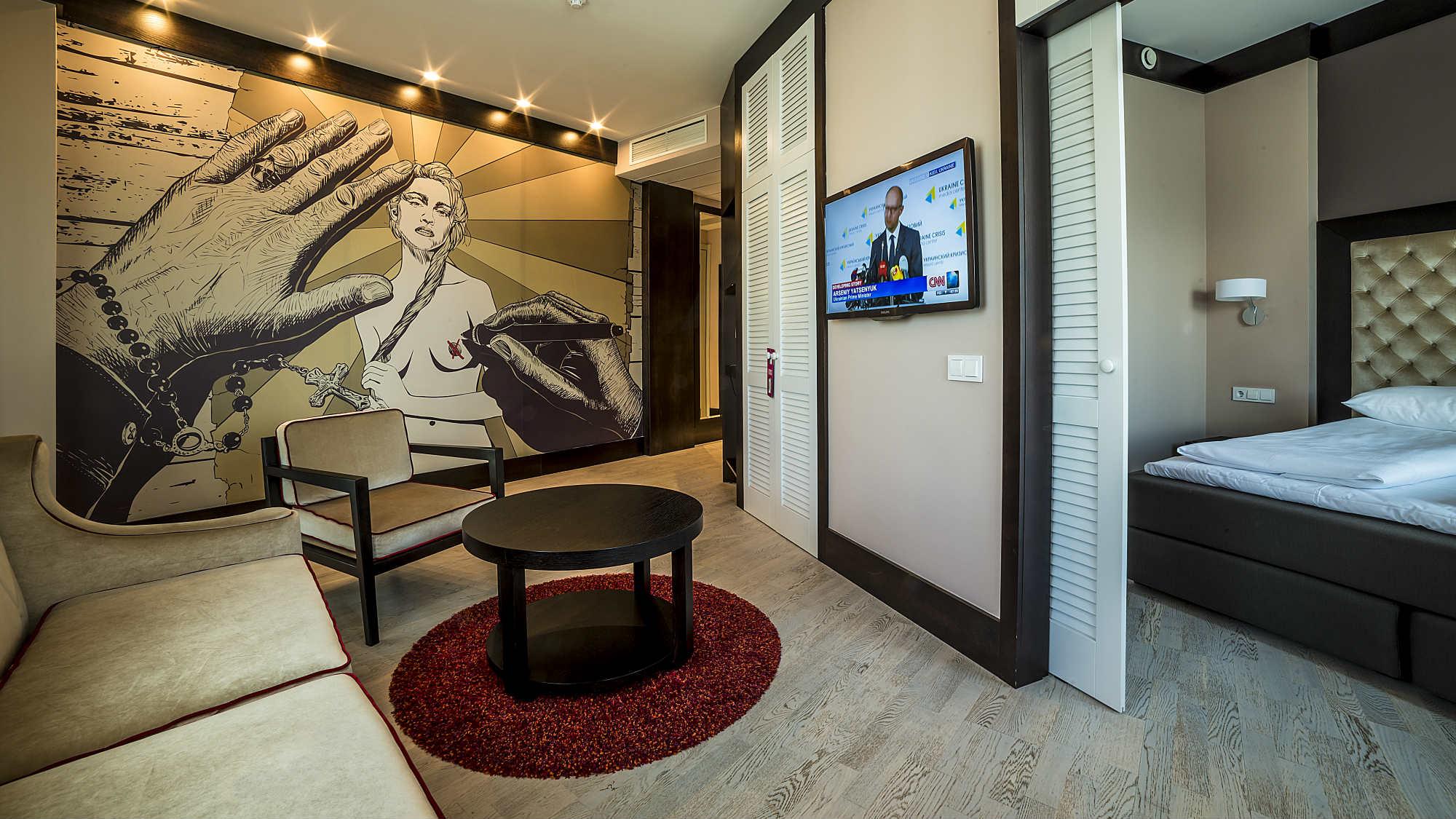 Фото отеля Comfort Hotel® LT № 21