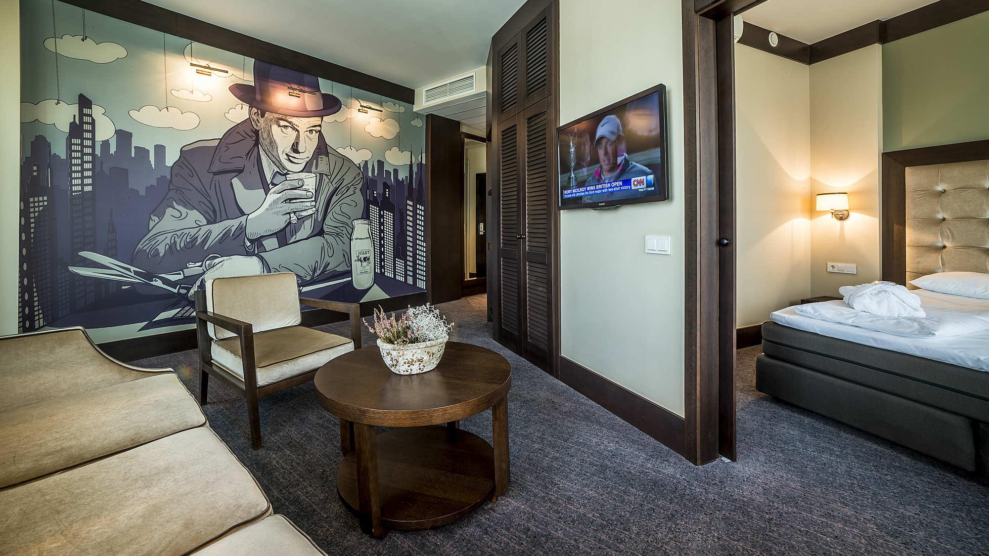 Фото отеля Comfort Hotel® LT № 23