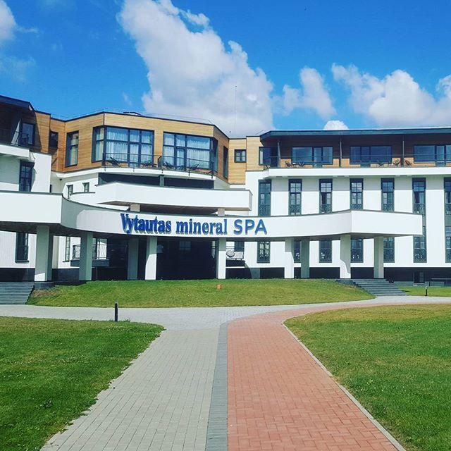 Фото отеля Vytautas Mineral SPA № 2