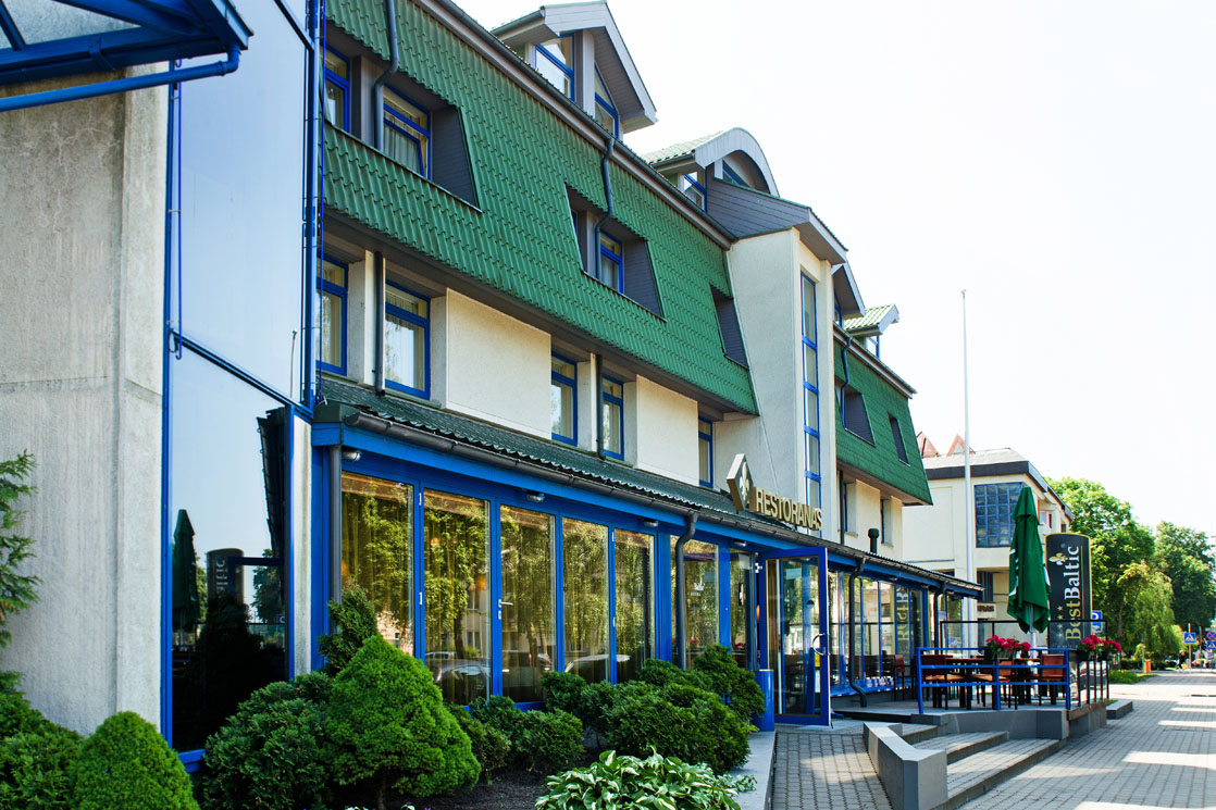 Фото отеля Best Baltic Hotel Palanga 4* № 13
