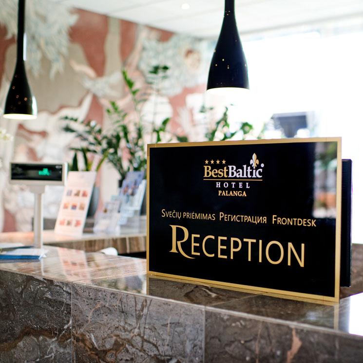 Фото отеля Best Baltic Hotel Palanga 4* № 16