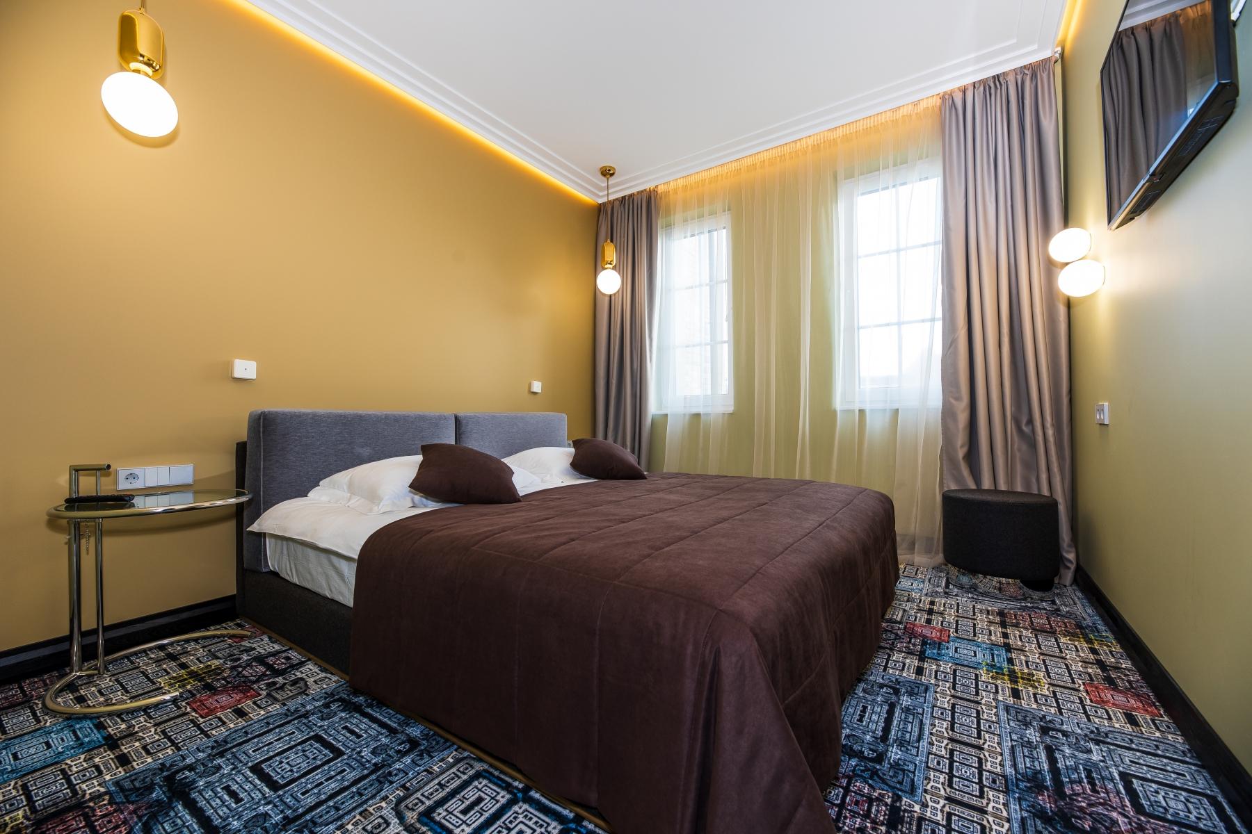 Фото отеля Amsterdam Plaza 5* № 12