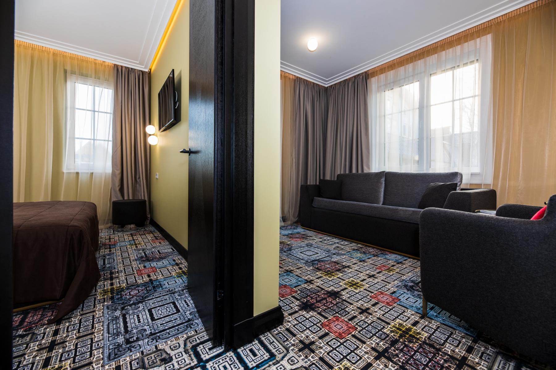 Фото отеля Amsterdam Plaza 5* № 13