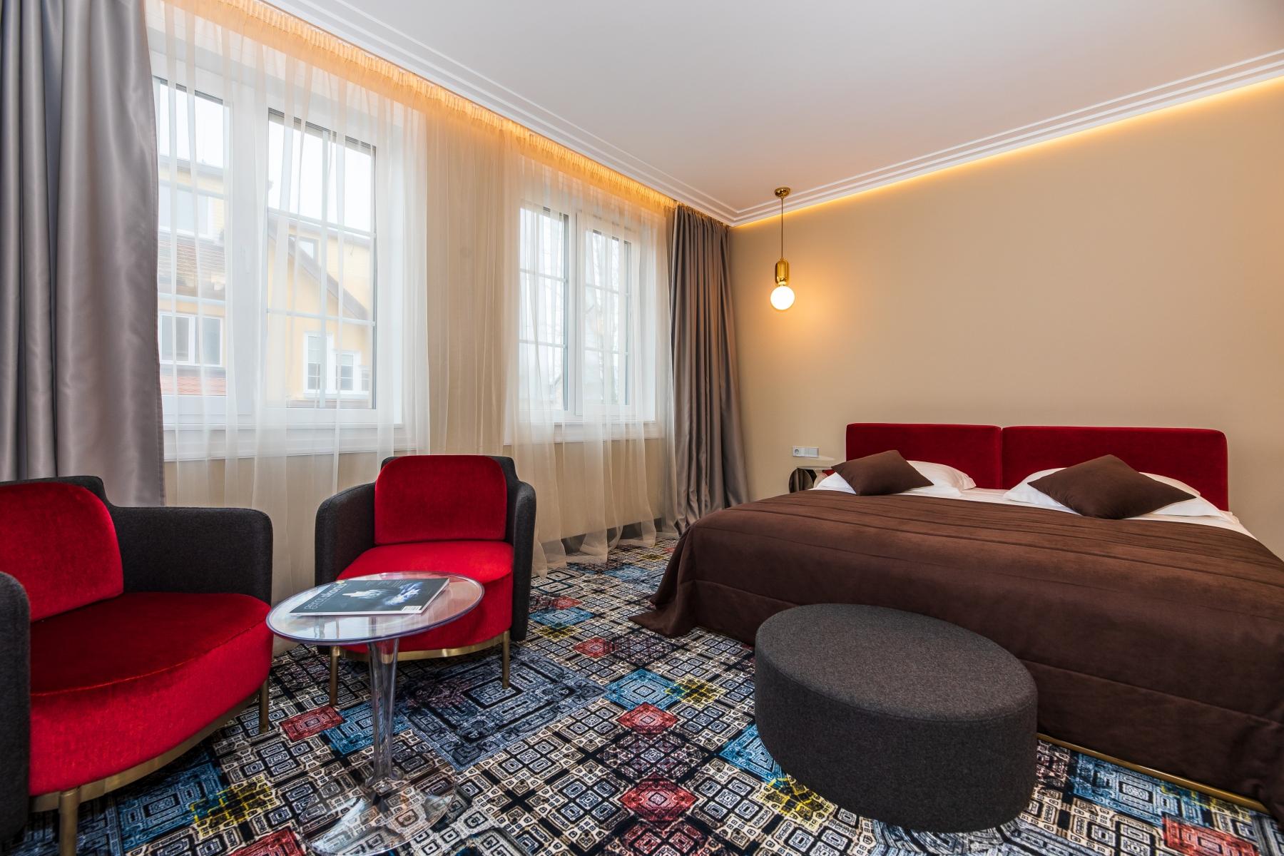 Фото отеля Amsterdam Plaza 5* № 15