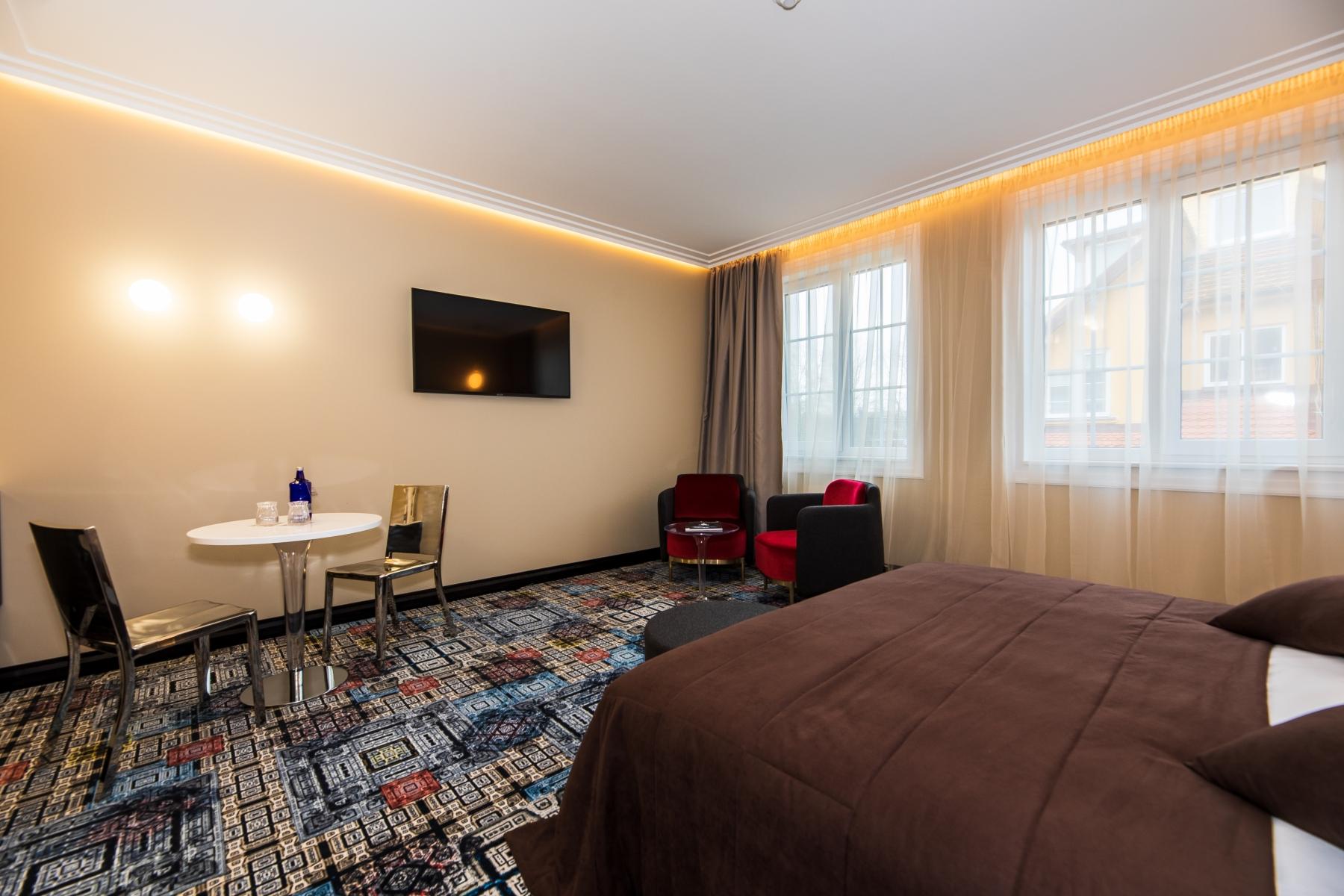 Фото отеля Amsterdam Plaza 5* № 16