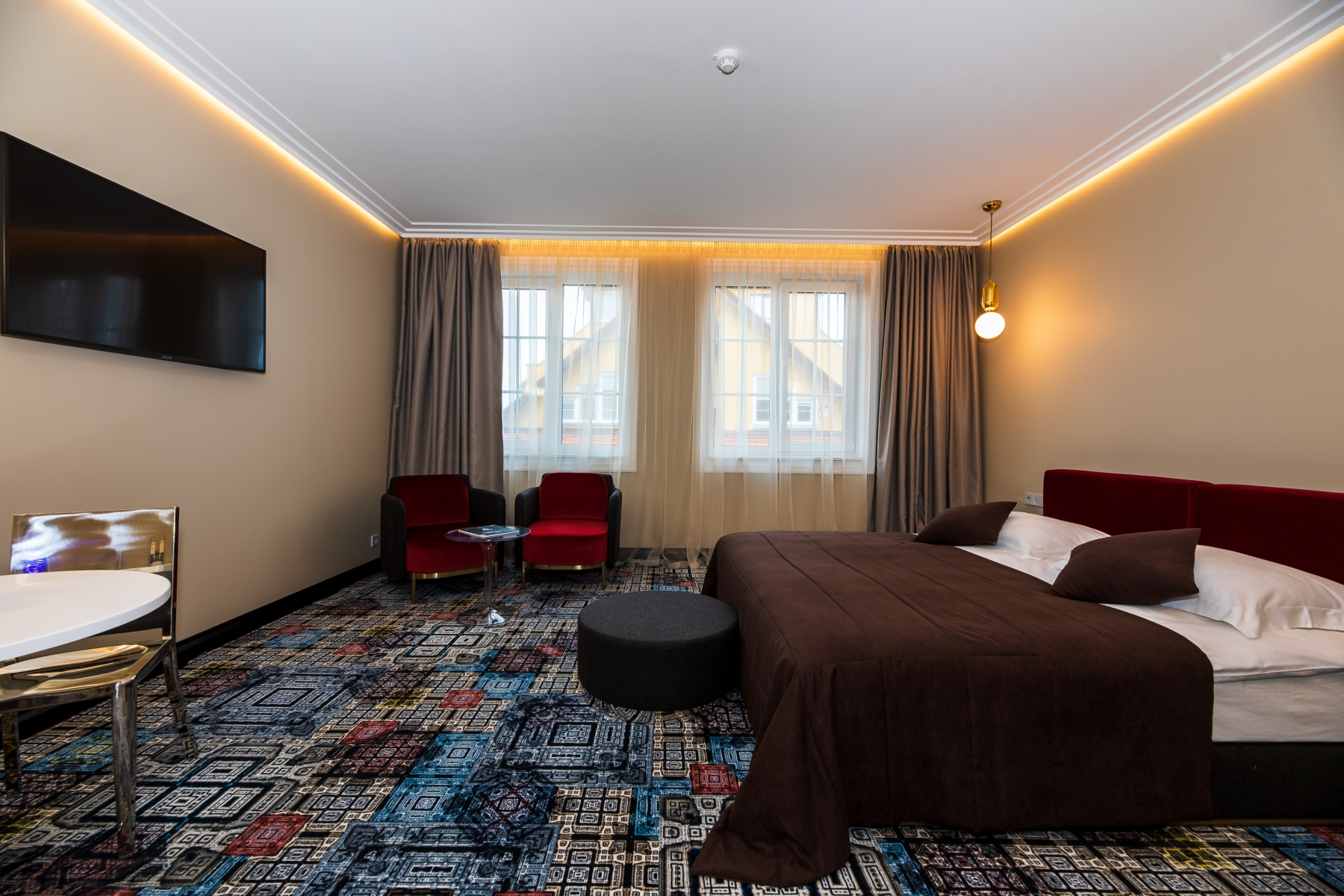 Фото отеля Amsterdam Plaza 5* № 18