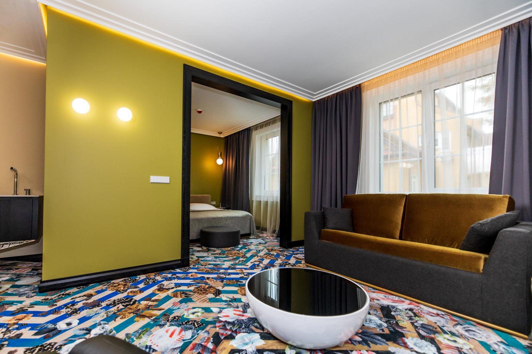 Фото отеля Amsterdam Plaza 5* № 36