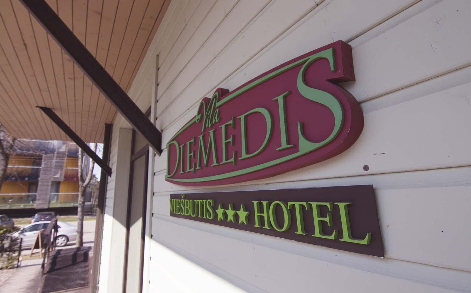 Фото отеля Vila Diemedis 3* № 9