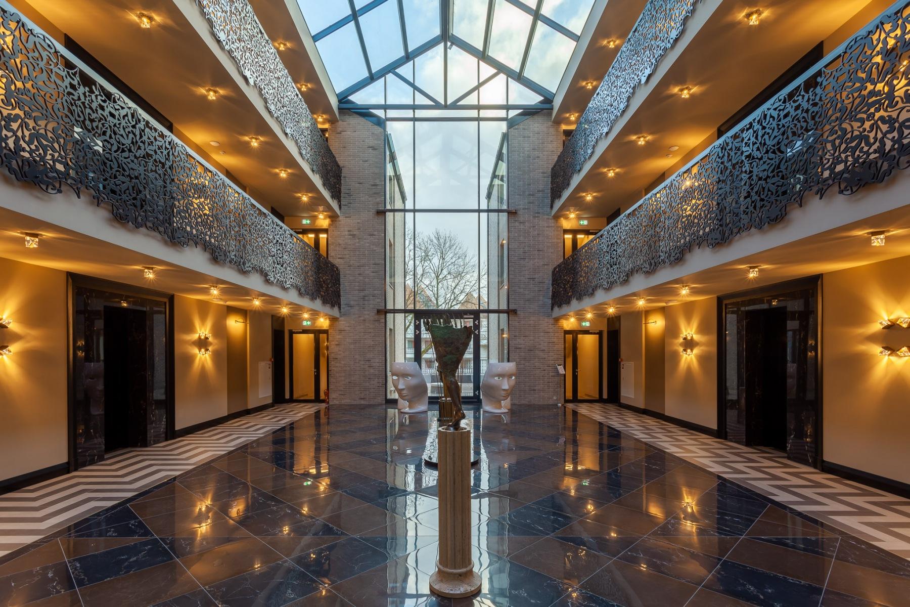 Фото отеля Amsterdam Plaza 5* № 45