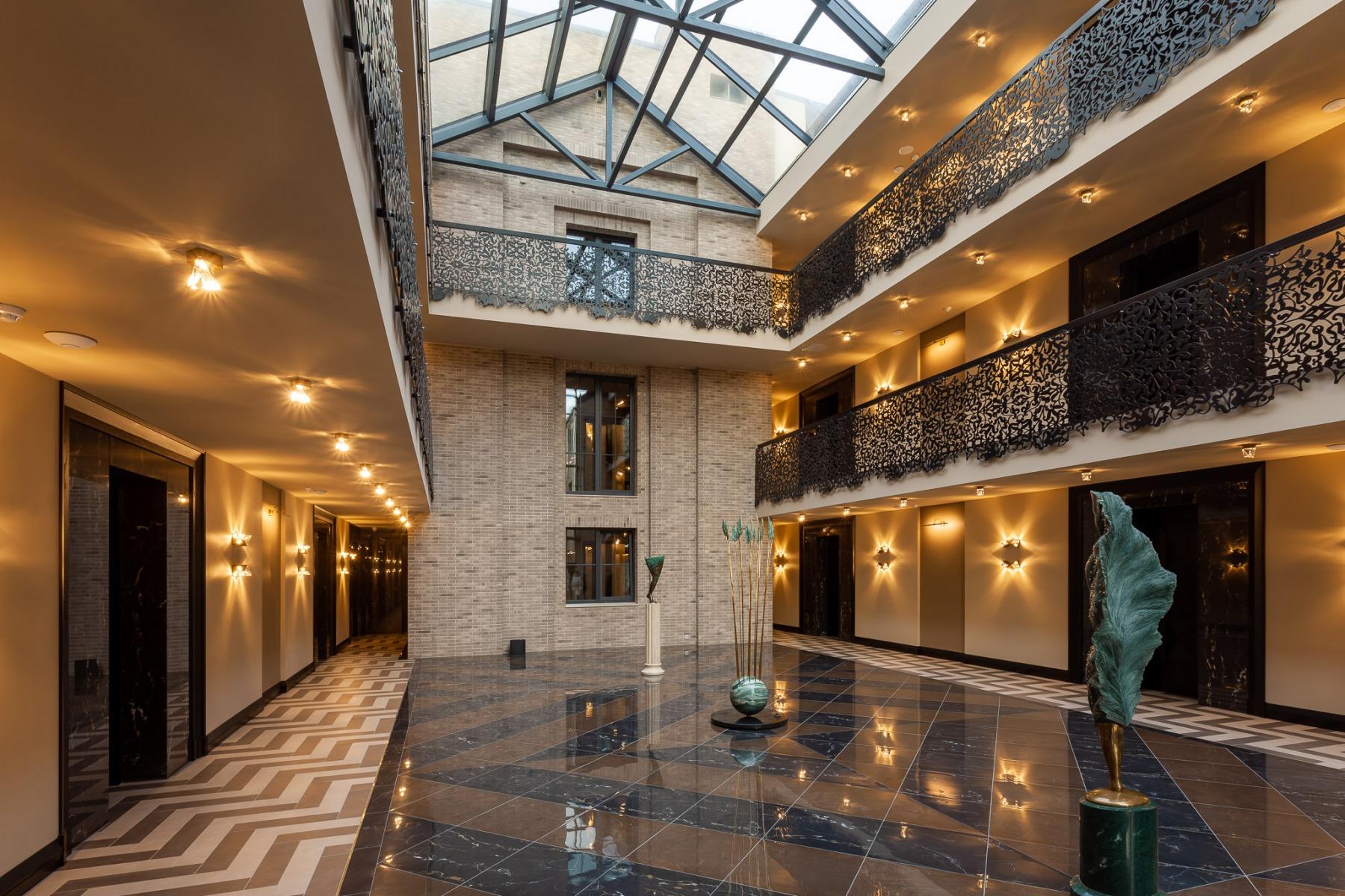 Фото отеля Amsterdam Plaza 5* № 46