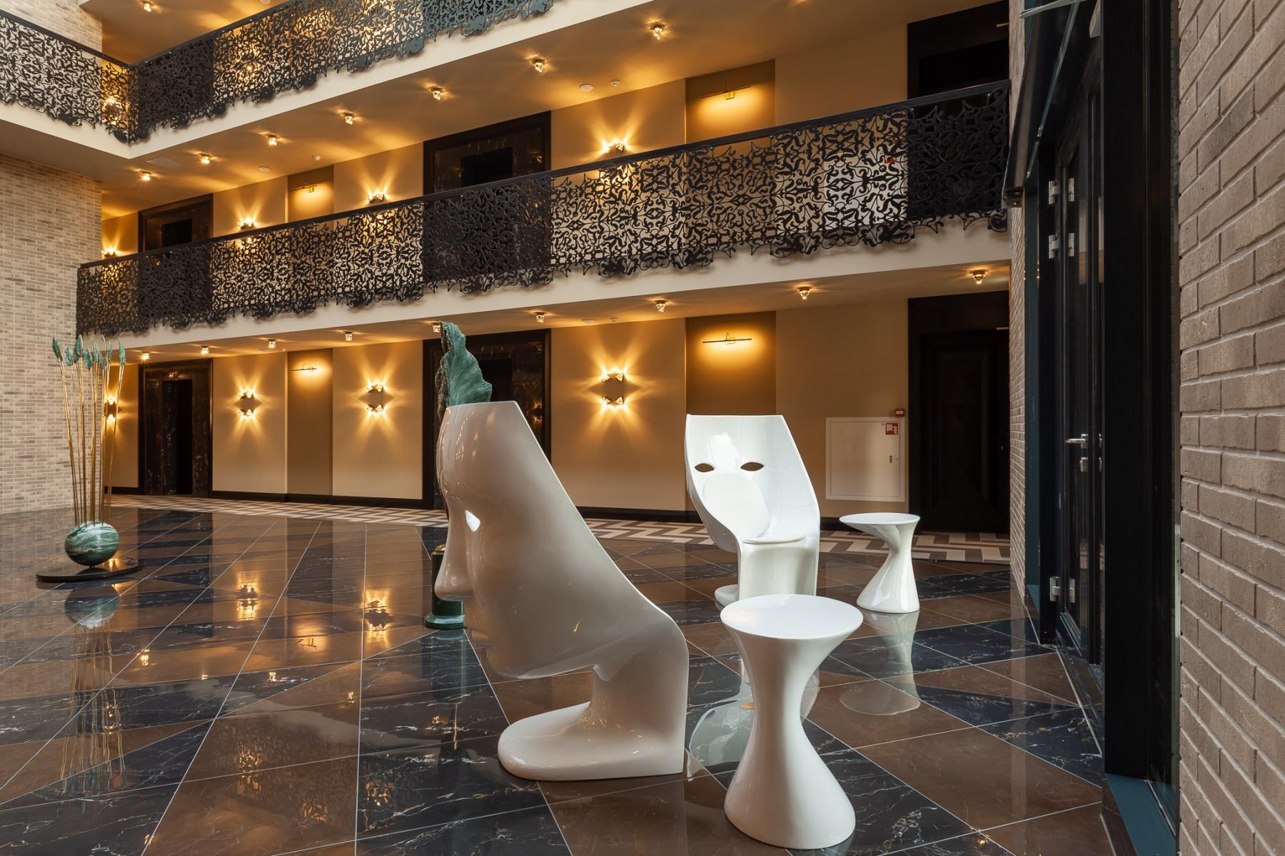Фото отеля Amsterdam Plaza 5* № 47