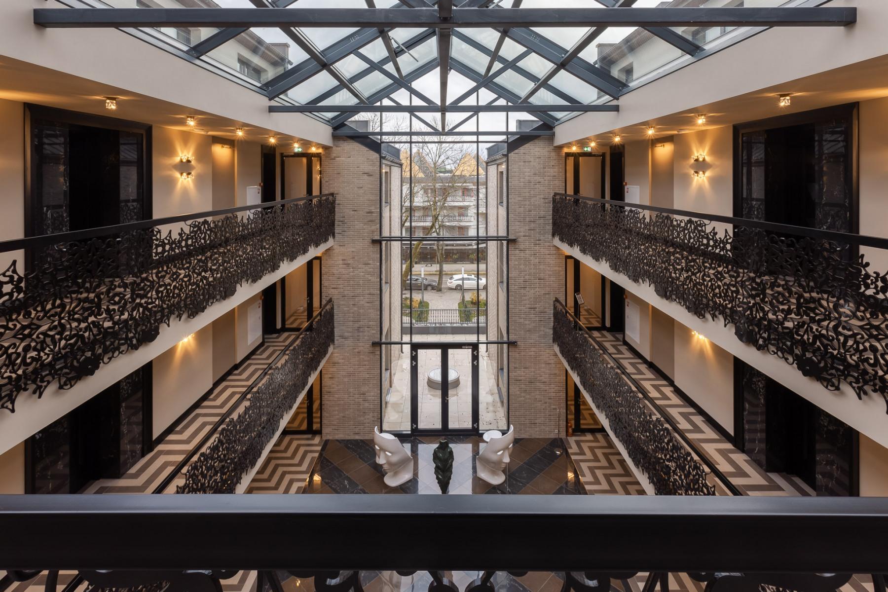 Фото отеля Amsterdam Plaza 5* № 49
