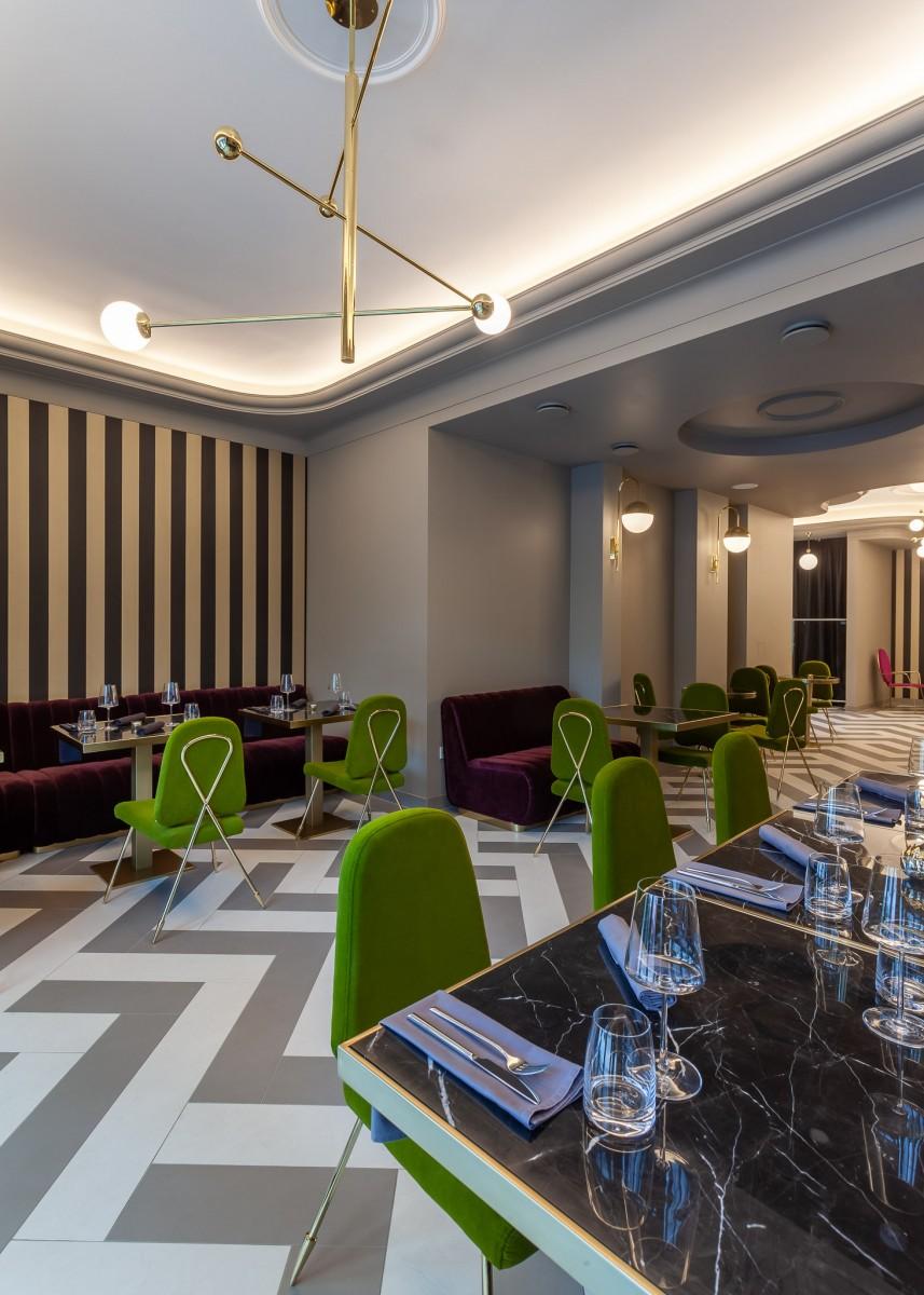 Фото отеля Amsterdam Plaza 5* № 53