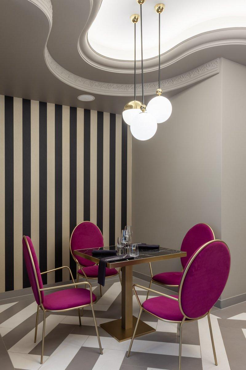 Фото отеля Amsterdam Plaza 5* № 54
