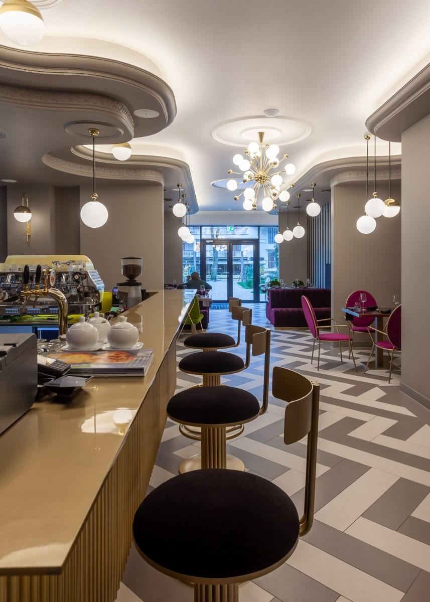 Фото отеля Amsterdam Plaza 5* № 55