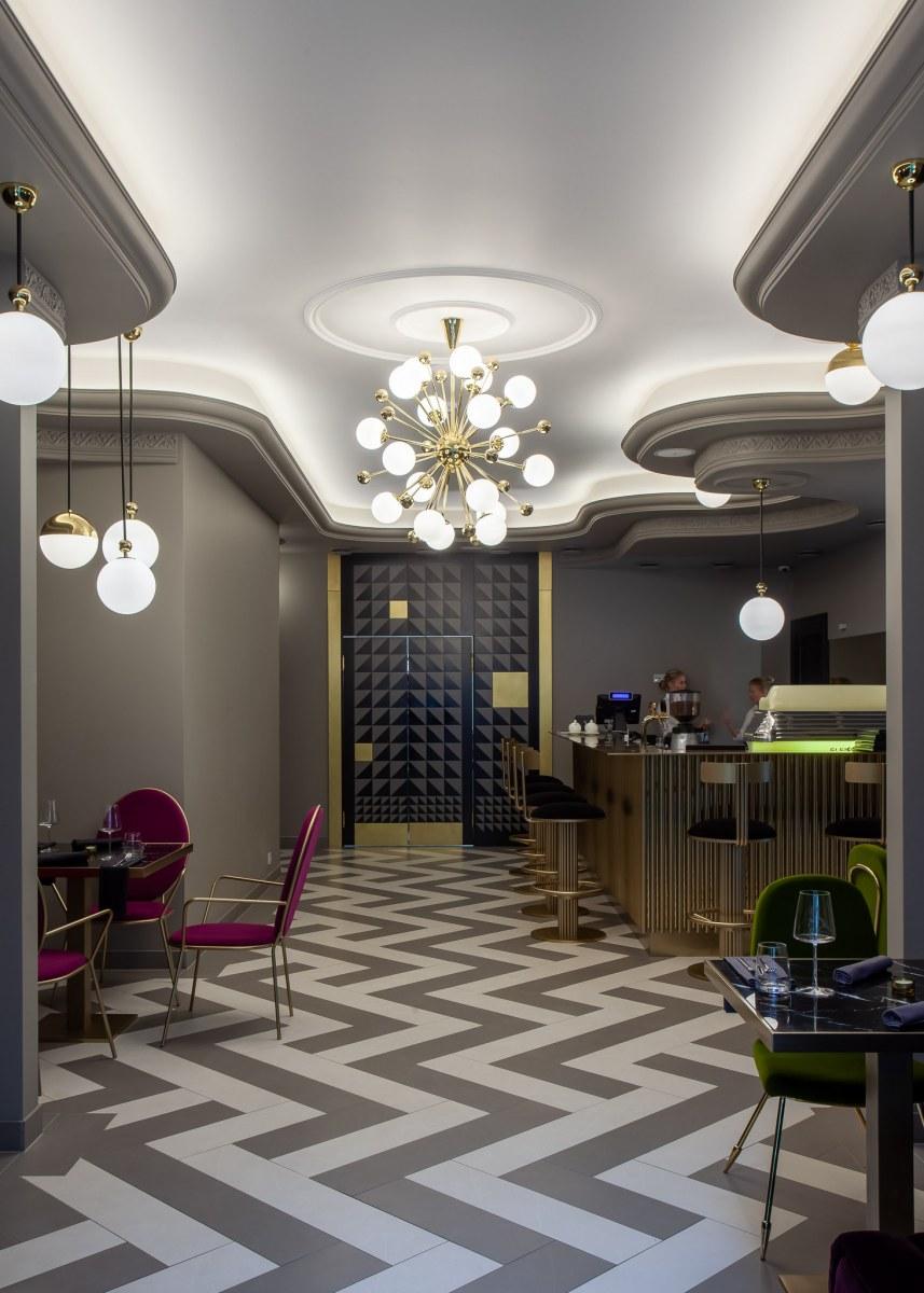 Фото отеля Amsterdam Plaza 5* № 57