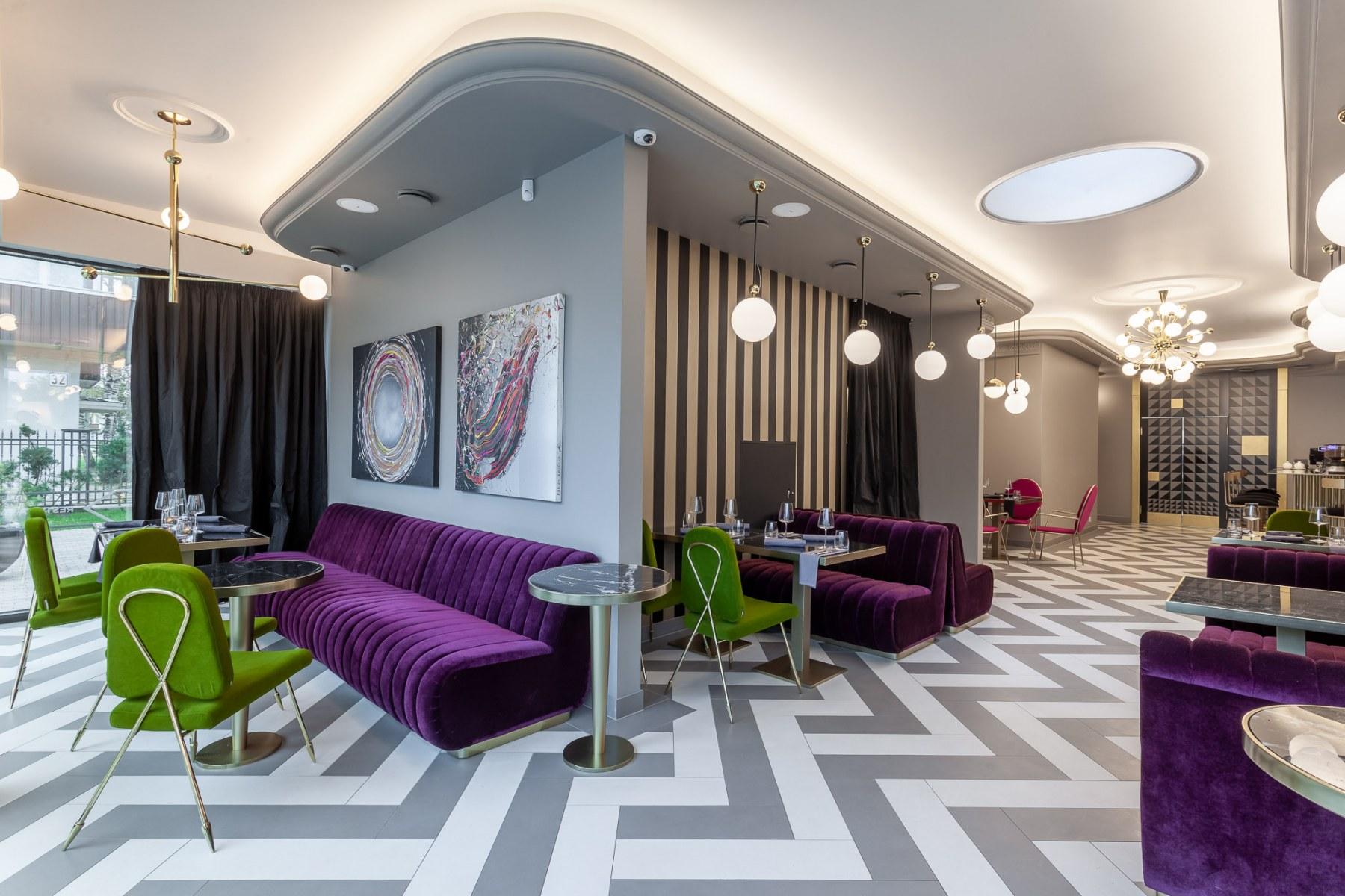 Фото отеля Amsterdam Plaza 5* № 59
