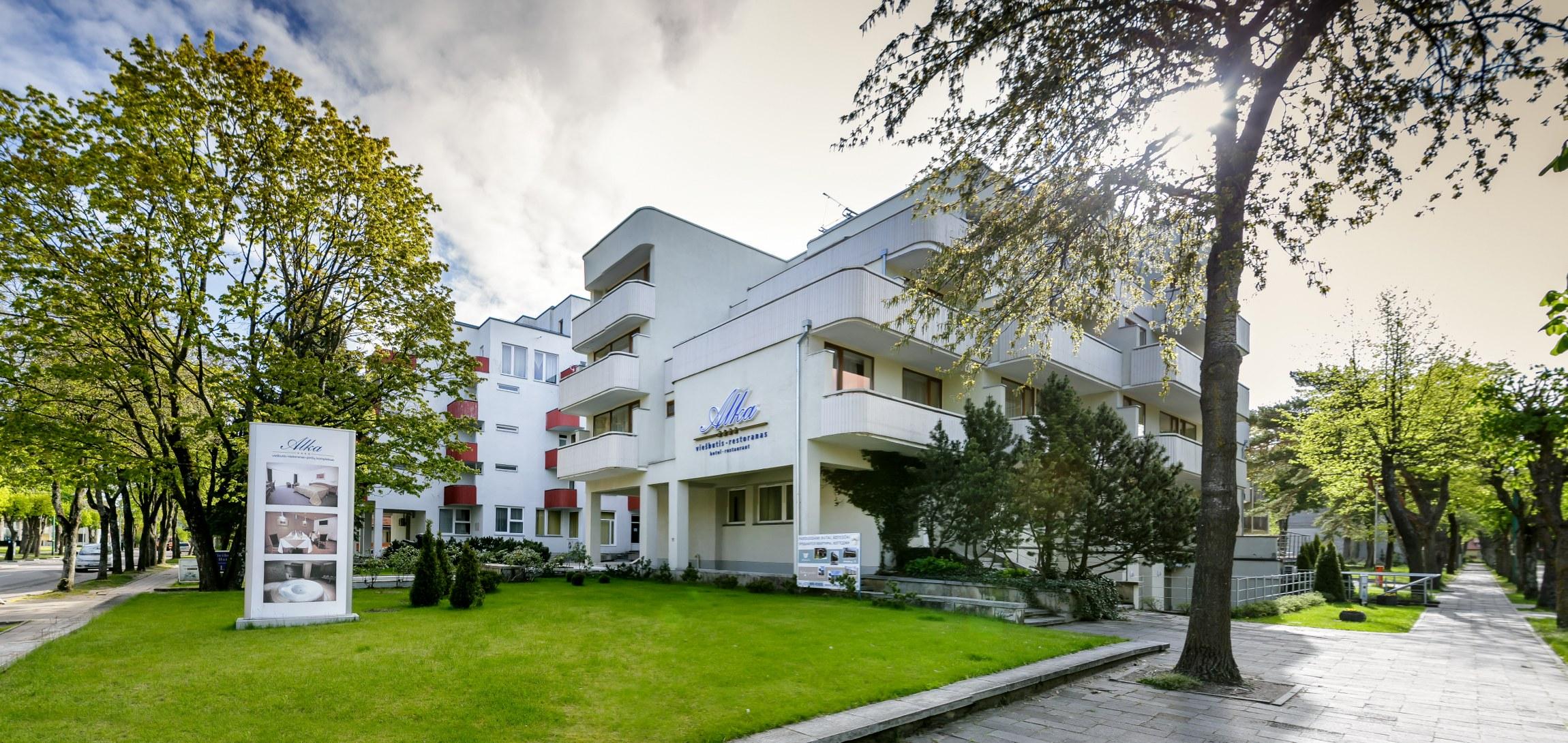 Фото отеля Alka 4* № 7