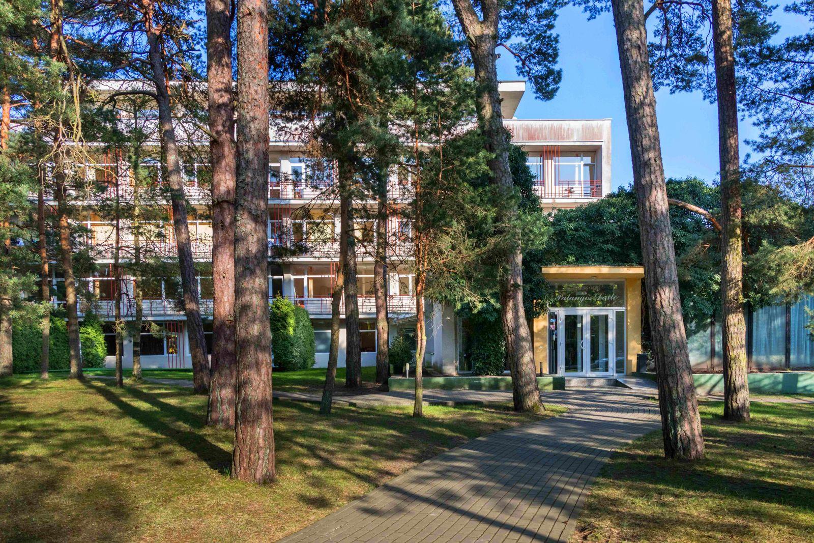 Фото отеля Palangos Dailė № 10