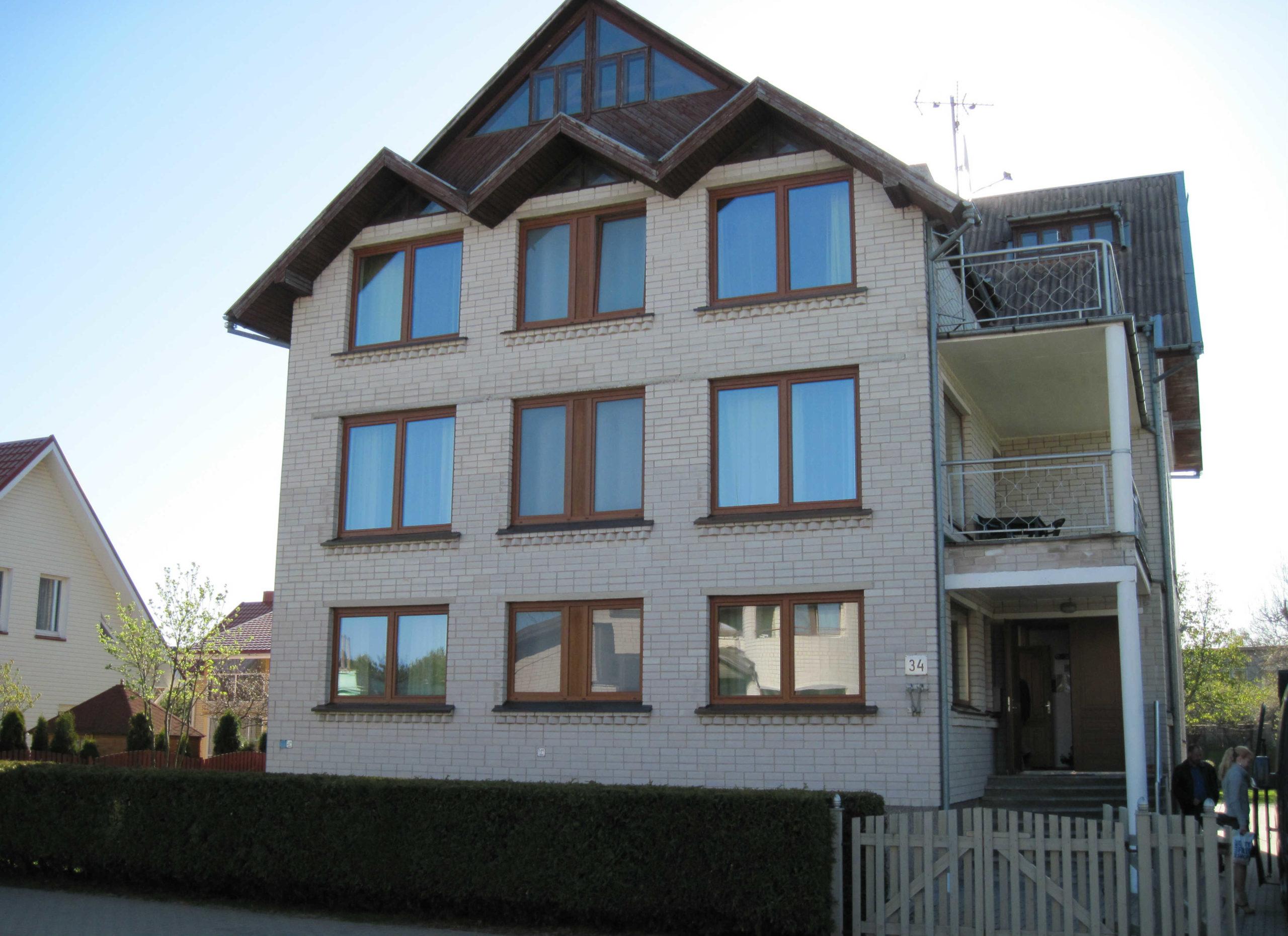 Villa Smilčių 34