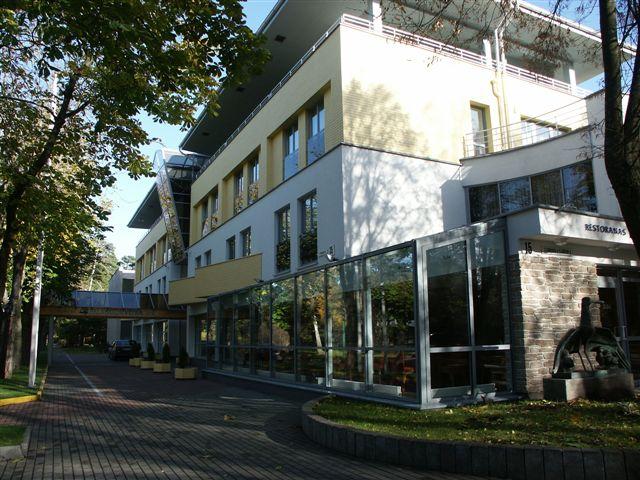 Фото отеля Palangos Vėtra 4* № 26