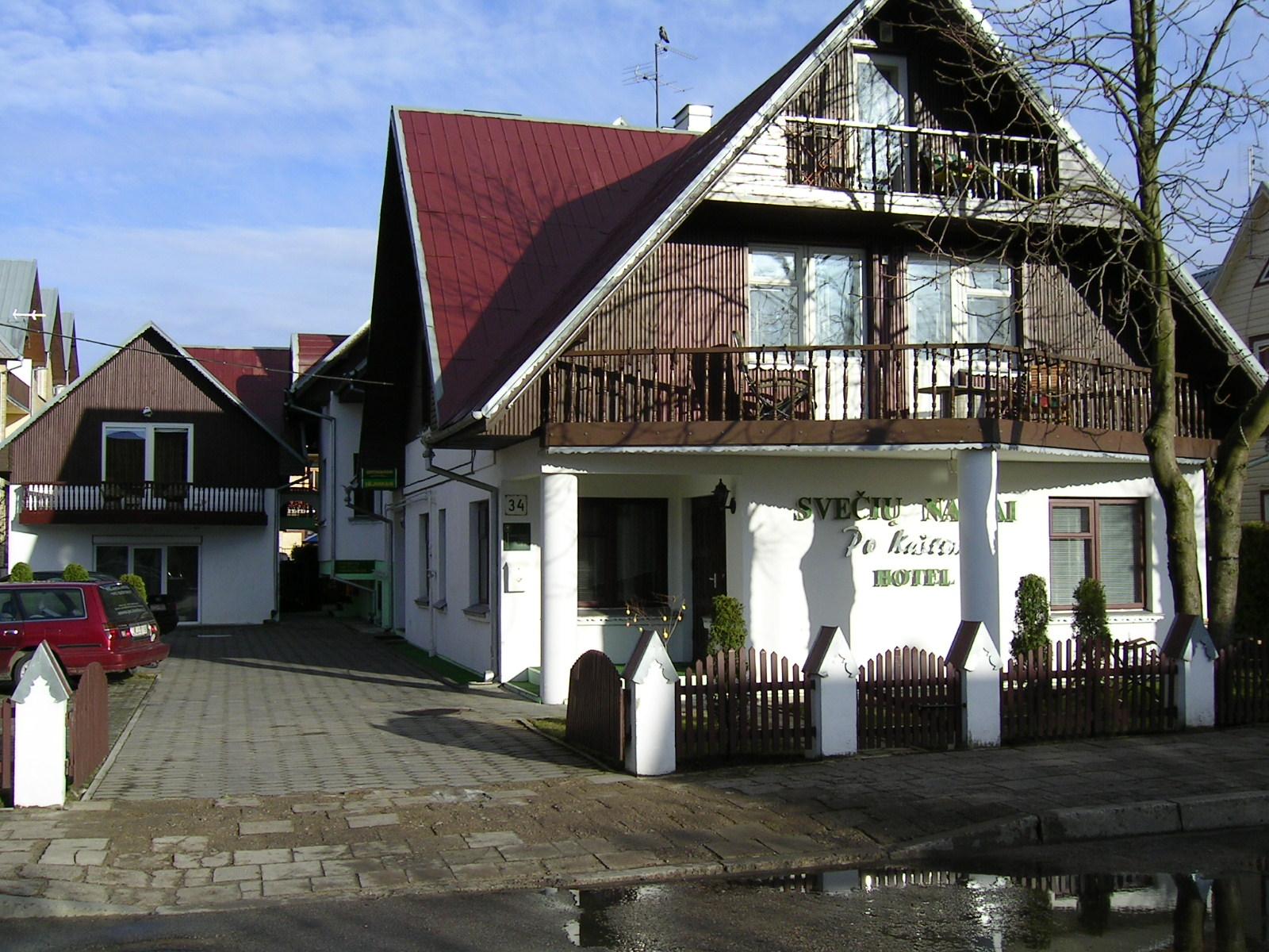 Фото отеля Po kastonu 3* № 20