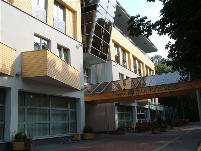 Фото отеля Palangos Vėtra 4* № 28