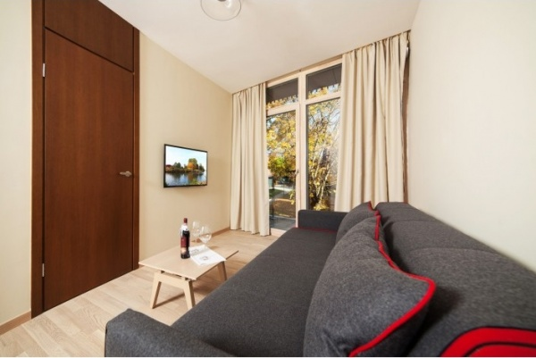 Фото отеля Amberton Green Apartments № 15