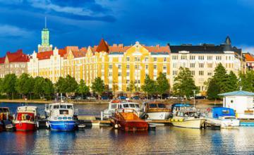 Круиз «Скандинавский вояж»: Таллинн-Хельсинки-Турку-Стокгольм-Рига 5дней/1 ночной переезд