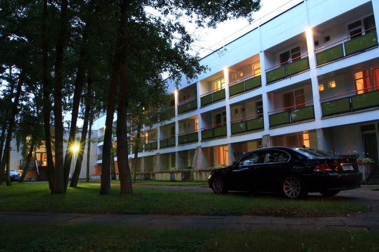 Фото отеля Palangos žuvėdra 3* № 13