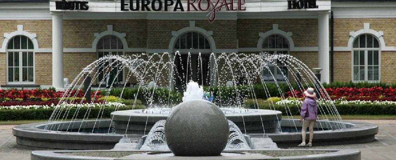 Фото отеля Europa Royale Druskininkai 4* № 5