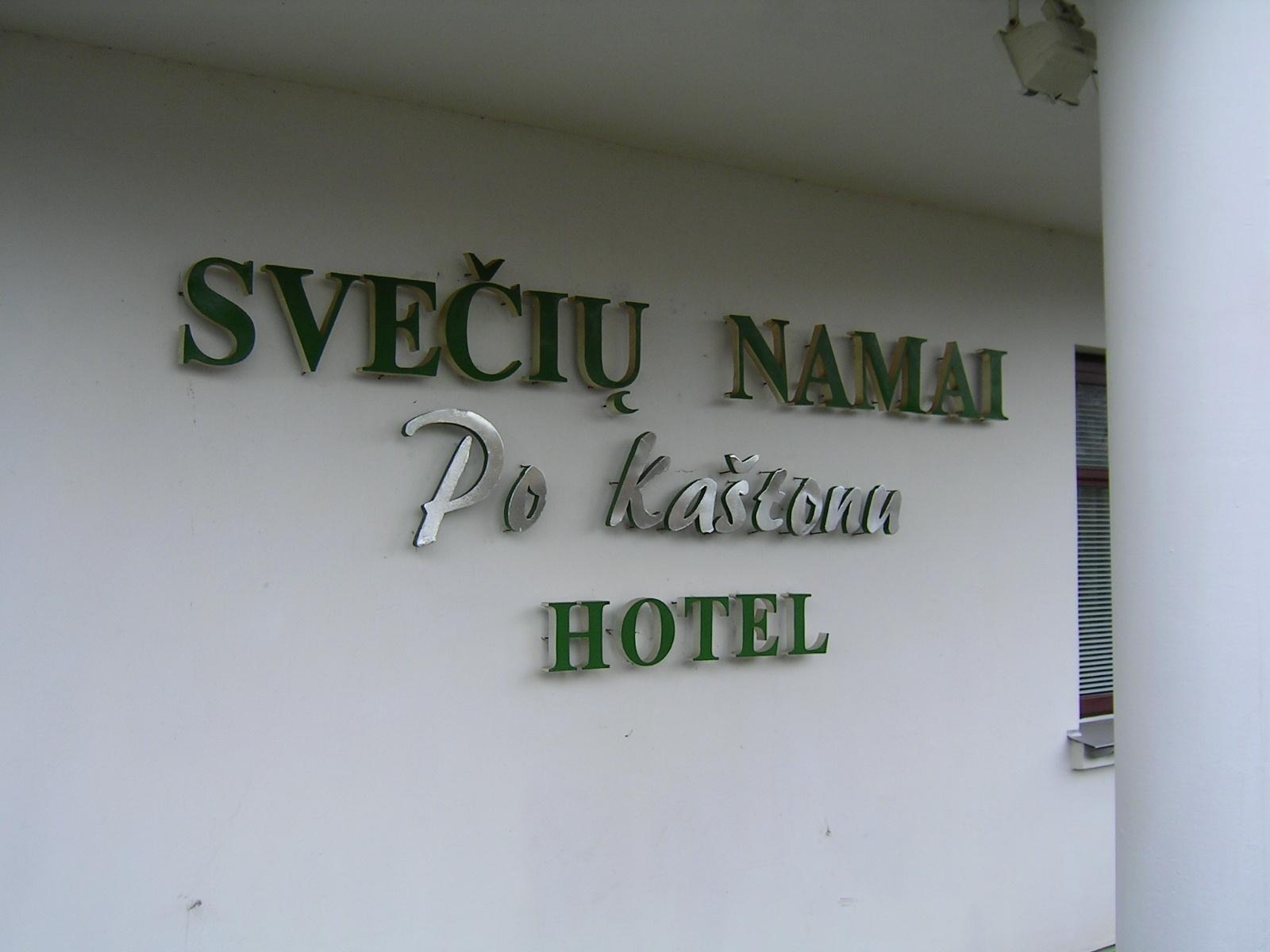 Фото отеля Po kastonu 3* № 31
