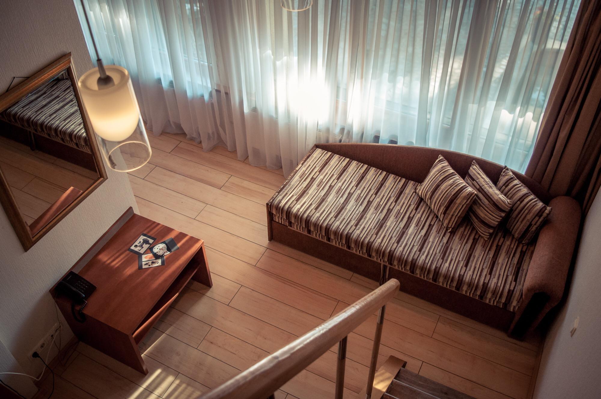 Фото отеля Prie Parko 3* № 7