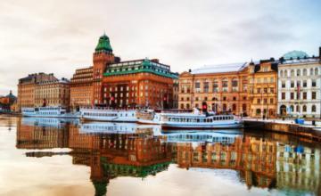 Круиз: Рига — Стокгольм — Дроттнингхольм- Рига 5 дней/ 1 ночной переезд