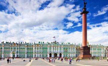 автобусный: Блистательный Санкт-Петербург 5 дней/2 ночных переезда