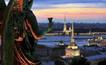 ж/д: Санкт-Петербург комфорт 5 дней