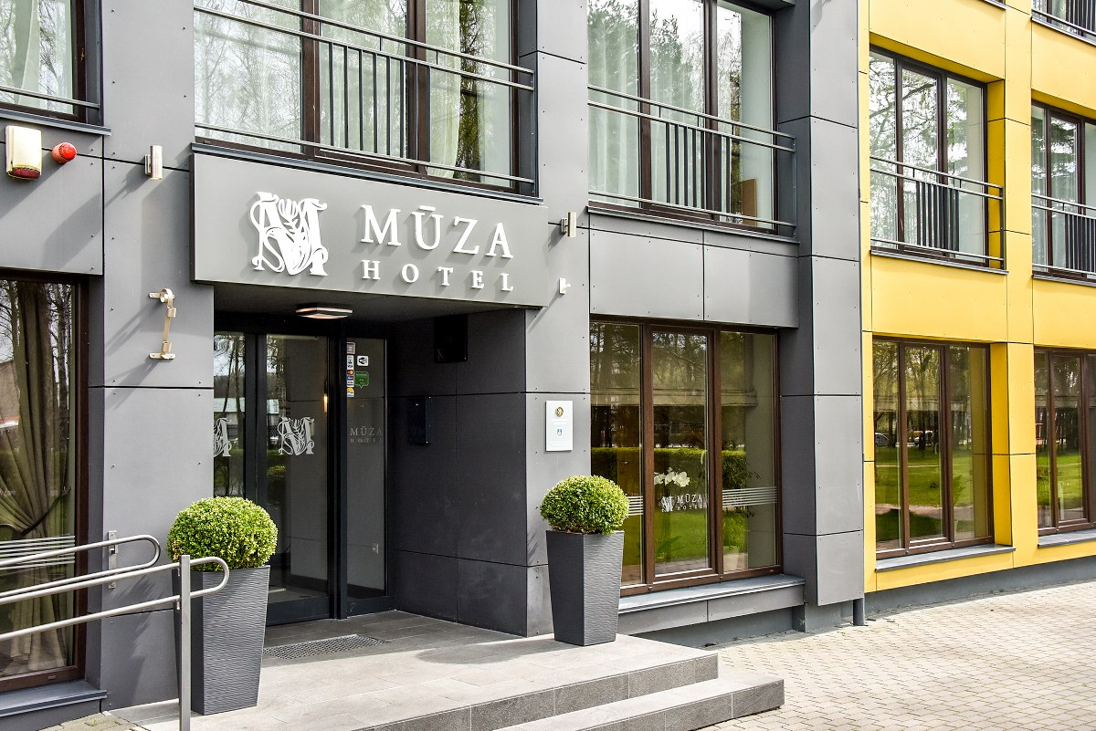 Фото отеля MŪZA Hotel 3* № 28